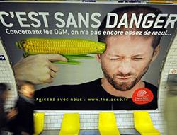 Щем-нещем ГМО ни карат да ядем