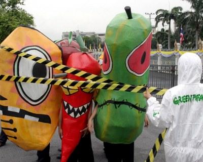 анти ГМО