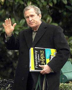 президент за глупаци